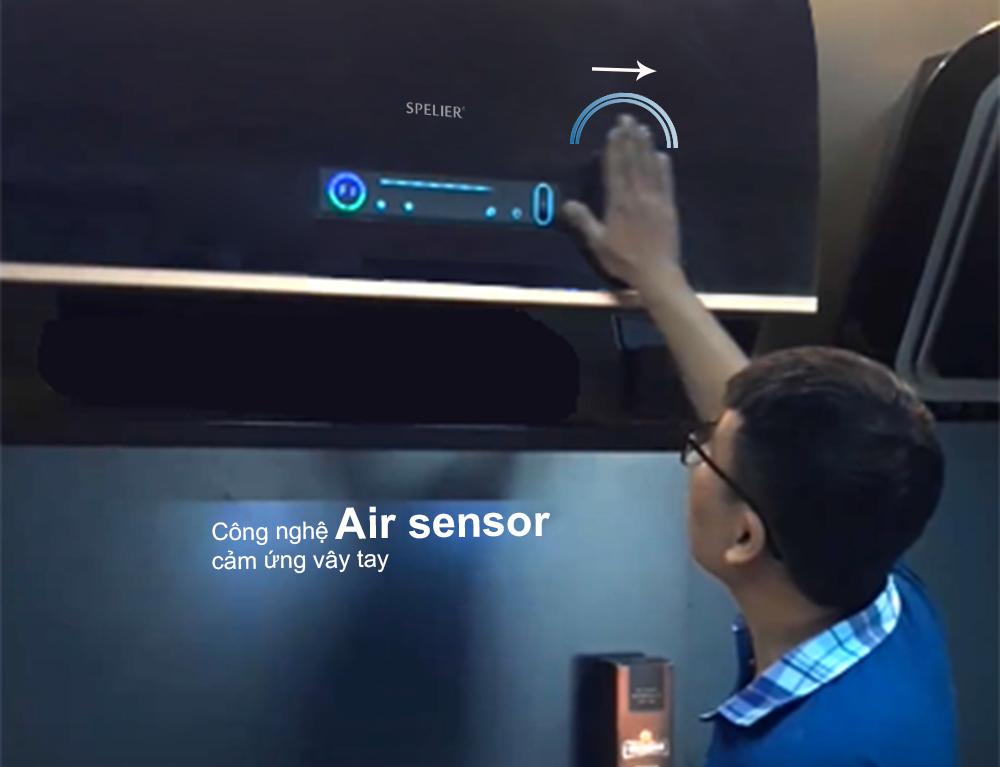 công nghệ air sensor