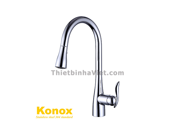 Vòi rửa bát konox KN1902