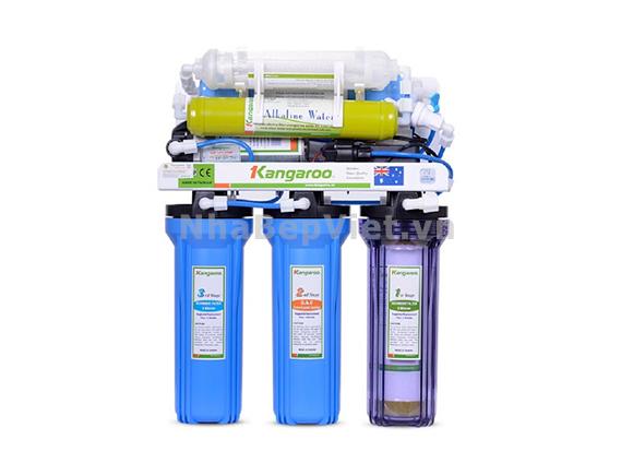 Máy lọc nước Kangaroo KG104 Không vỏ tủ